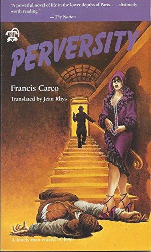 Perversity: Carco, Francis