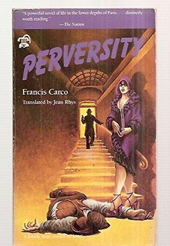 9780887390487: Perversity