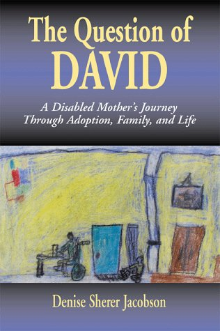 9780887392016: The Question of David: A Disabled Mother's Journey Through Adoption, Family, and Life