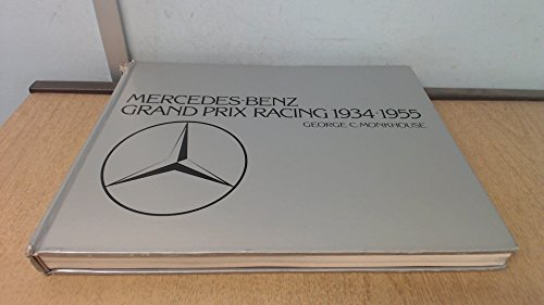 9780887400094: Mercedes - Benz Grand Prix Racing