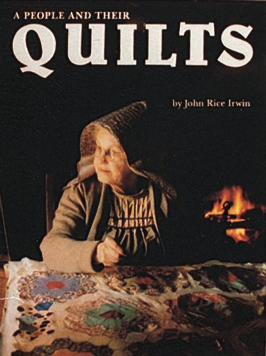 9780887400247: A People and Their Quilts