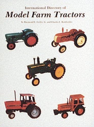 9780887400308: International Directory of Model Farm Tractors