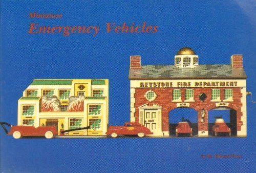 9780887400315: Miniature Emergency Vehicles