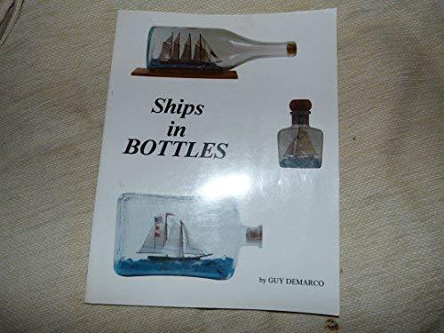 9780887400339: Ships in Bottles