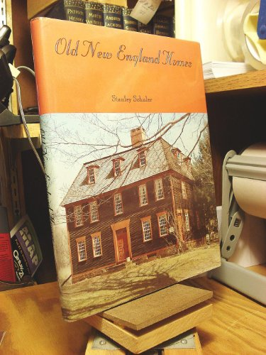 9780887400346: Old New England Homes