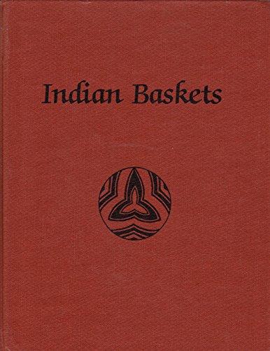 9780887400551: Indian Baskets