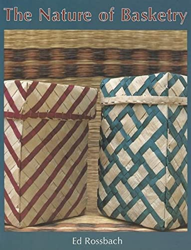 9780887400599: The Nature of Basketry