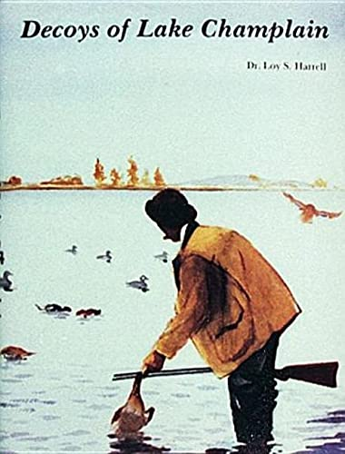 9780887400759: Decoys of Lake Champlain