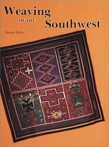 9780887400919: Weaving of the Southwest