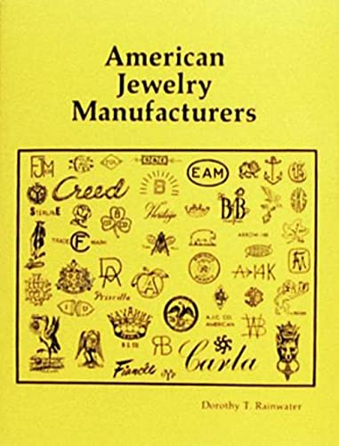 9780887401206: American Jewelry Manufacturers