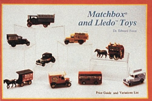 Matchbox and Lledo Toys: Force, Edward