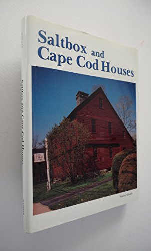 9780887401565: Saltbox and Cape Cod Houses