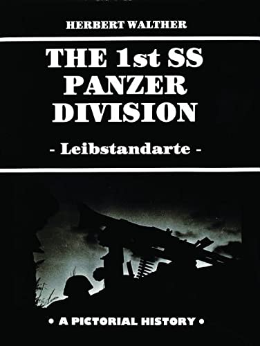 9780887401657: The 1st SS Panzer Division