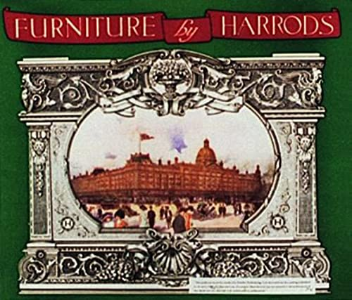 9780887401800: Furniture by Harrods