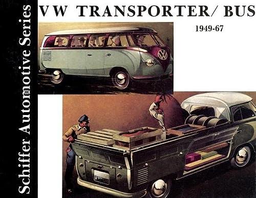 9780887401961: VW Tranporter/Bus 1949-1967 (Schiffer Automotive)