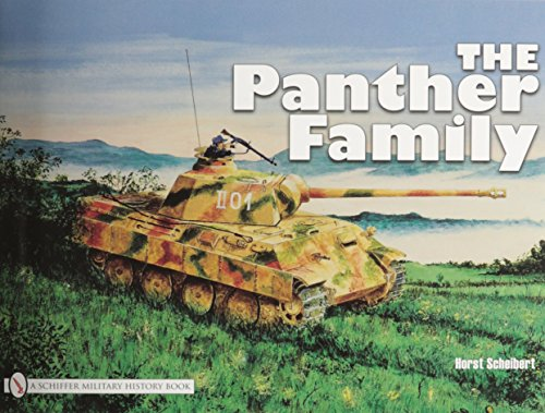 9780887402029: The Panther Family: (Schiffer Military)