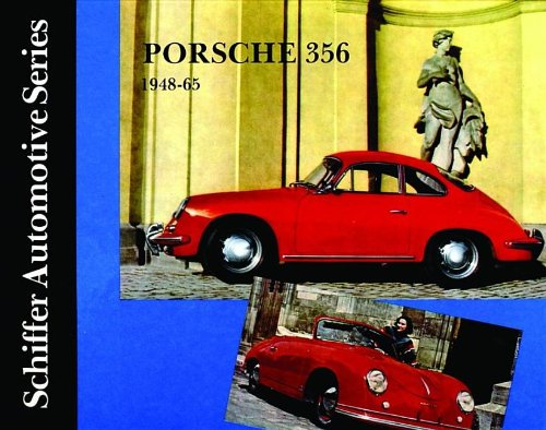 9780887402104: Porsche 356, 1948-65 (Schiffer Automotive)