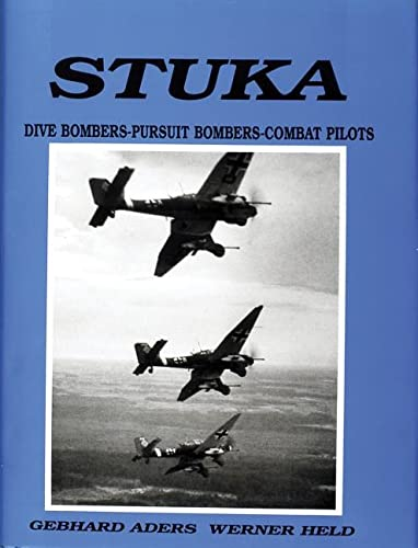 Stuka Dive Bombers: Aders, Gebhard