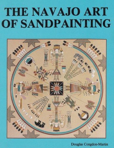 9780887402715: Navajo Art of Sandpainting