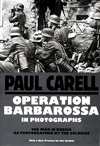 9780887402807: Operation Barbarossa in Photographs: (Schiffer Military History)