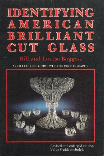 9780887402968: Identifying American Brilliant Cut Glass