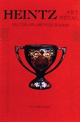 9780887402982: Heintz Art Metal: Silver-On-Bronze Wares