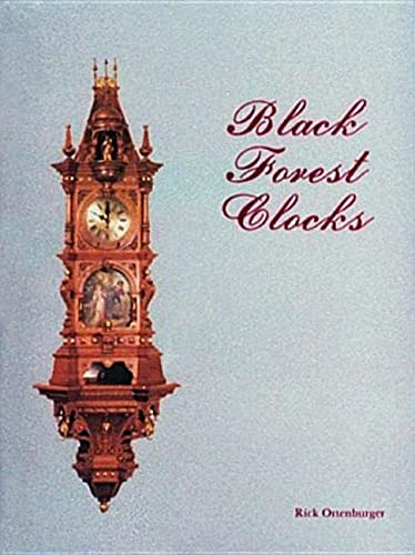 9780887403002: Black Forest Clocks