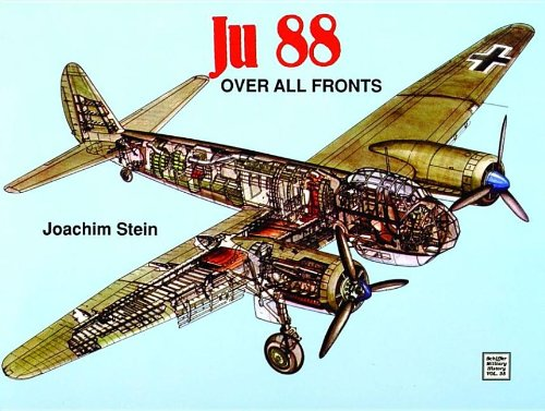 9780887403125: Junkers Ju 88 (Schiffer Military History)