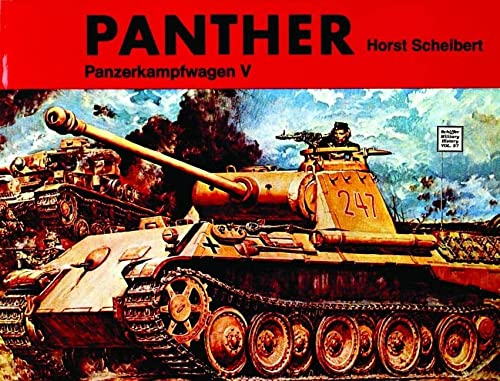 9780887403149: The Panther (Schiffer Military History)