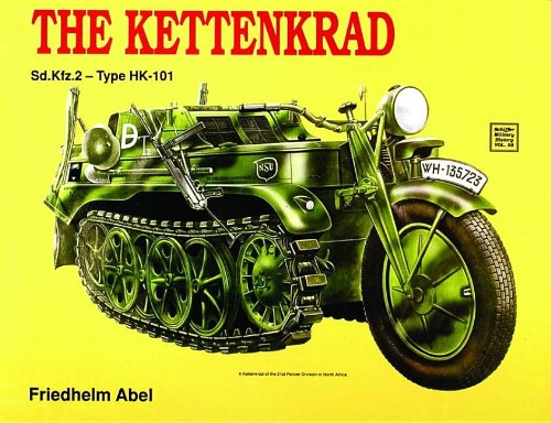 9780887403156: The Kettenkrad: (Schiffer military history)
