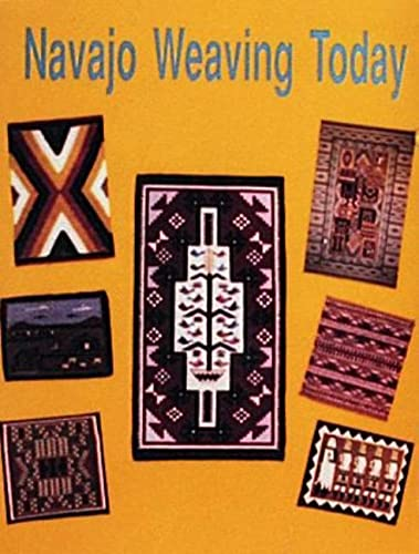 9780887403194: Navaho Weaving Today (Navajo)