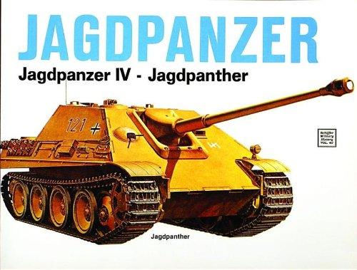Jagd Panzer: Jagd Panzer Iv, Jagd Panther (Schiffer Military History S): Scheibert, Horst