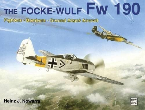 9780887403545: The Focke-Wulf Fw190 (Schiffer Military History)