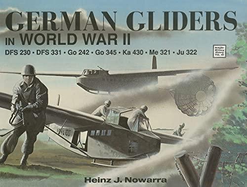 German Gliders in World War II: DFS: Nowarra, Heinz J