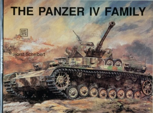 9780887403590: The Panzer IV Family: