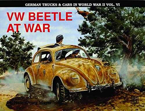 9780887404009: Vw Beetle at War (Schiffer Military History) (v. 6)