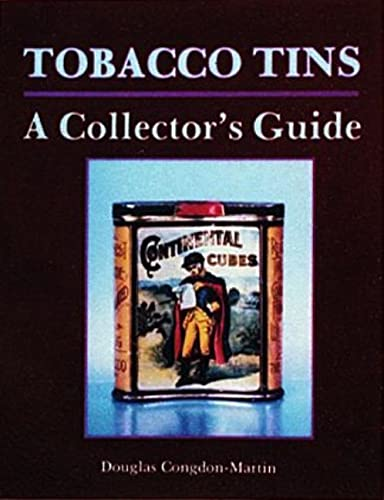 9780887404290: Tobacco Tins: A Collector's Guide