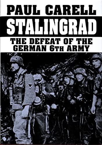 9780887404696: Stalingrad: The Defeat of the German 6th Army (Schiffer Military/Aviation History)