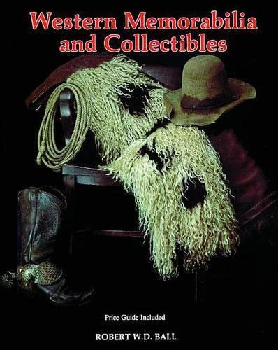 9780887404849: Western Memorabilia and Collectibles: Price Guide Included