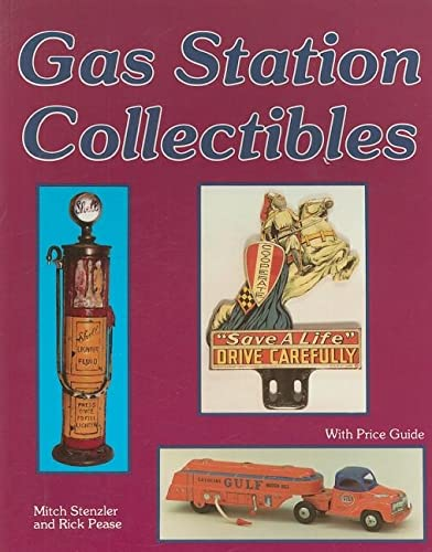 Gas Station Collectibles: Sonya Stenzler; Rick