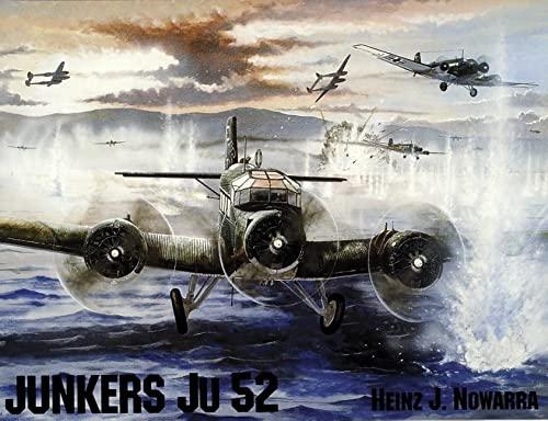Junkers Ju 52: Nowarra, Heinz J.