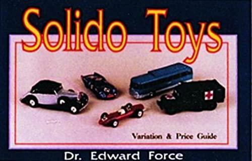 Solido Toys: Force, Edward