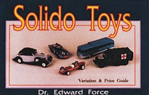 9780887405327: Solido Toys