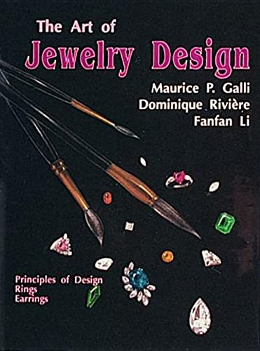 9780887405624: The Art of Jewelry Design: Principles of Design, Rings and Earrings