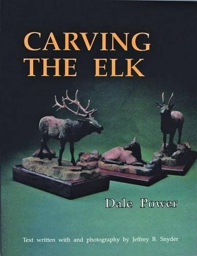 9780887405662: Carving the Elk