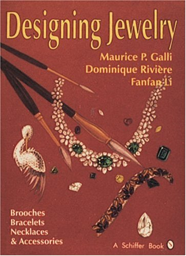 9780887406317: Designing Jewelry: Brooches, Bracelets, Necklaces and Accessories