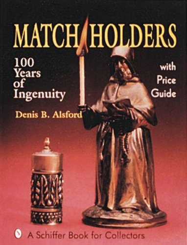 9780887406331: Match Holders: 100 Years of Ingenuity