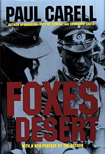 9780887406591: Foxes of the Desert