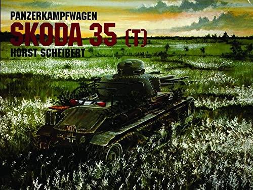 9780887406782: Panzerkampfwagen: Skoda 35 (t)