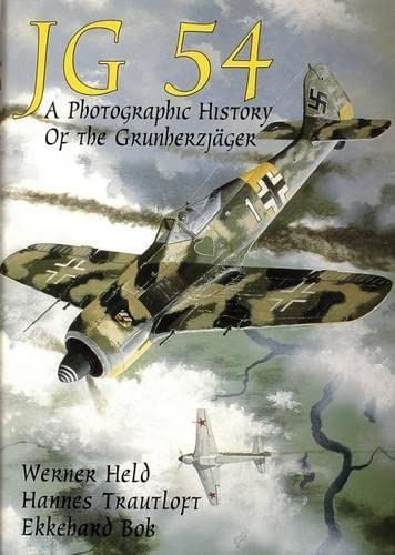 9780887406904: JG 54: A Photographic History of the Grunherzjager